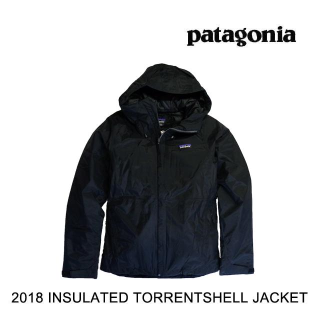 限定価格セール! 2018 PATAGONIA パタゴニア ジャケット INSULATED TORRENTSHELL JACKET BLK BLACK PATAGONIA INSULATED BLACK, カルースオートパーツ:f3aef2e1 --- fabricadecultura.org.br