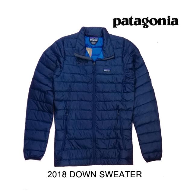 2018 PATAGONIA パタゴニア ダウンセーター DOWN SWEATER NVNV NAVY BLUE W/NAVY BLUE