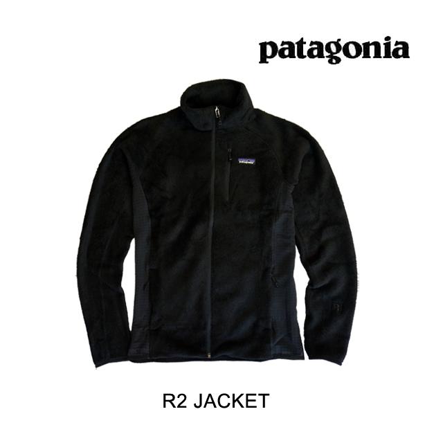 PATAGONIA パタゴニア ジャケット R2 JACKET BLK BLACK