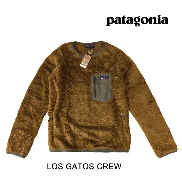 PATAGONIA パタゴニア ロス ガトス クルー LOS GATOS CREW COI CORIANDER 褐色 25895
