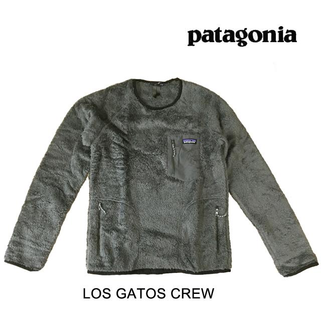 PATAGONIA パタゴニア クルー LOS GATOS CREW FGE FORGE GREY 25895