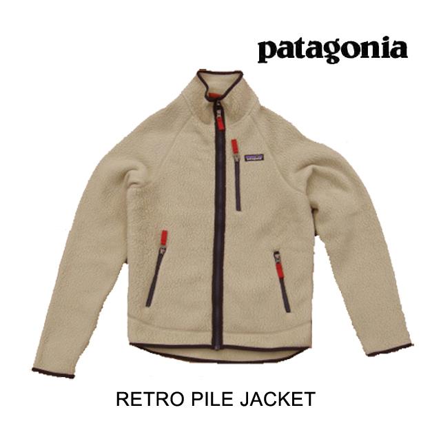 PATAGONIA パタゴニア ジャケット RETRO PILE JACKET ELKH EL CAP KHAKI 22801
