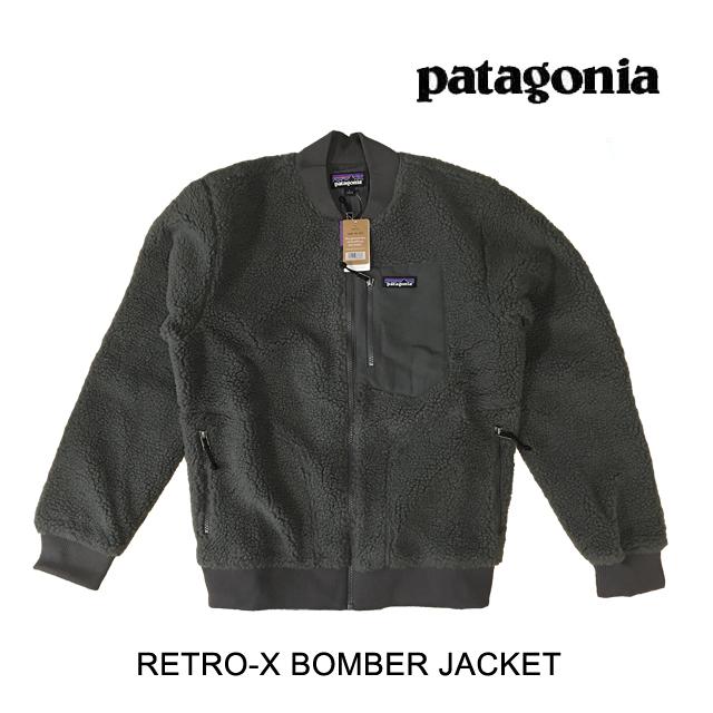 PATAGONIA パタゴニア ジャケット RETRO-X BOMBER JACKET FGE FORGE GREY 22830
