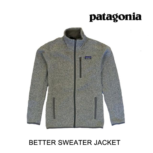 PATAGONIA パタゴニア ベター セーター ジャケット BETTER SWEATER JACKET STH STONEWASH 25528
