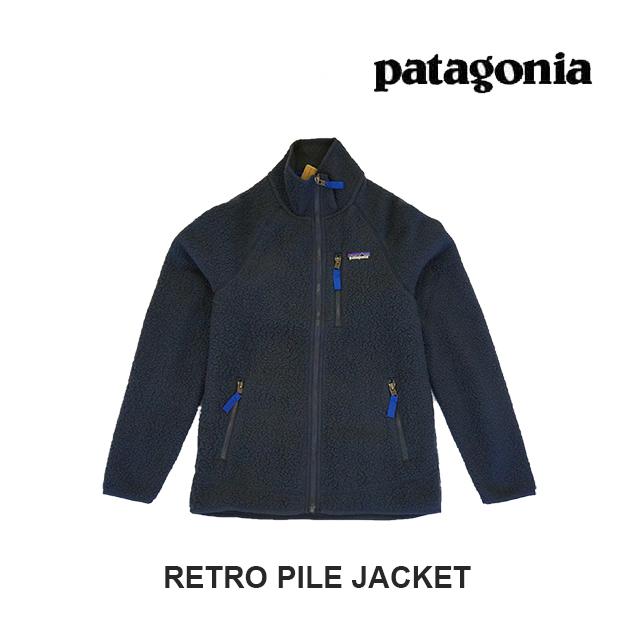 PATAGONIA パタゴニア レトロ パイル ジャケット RETRO PILE JACKET NENA NEW NAVY 22801
