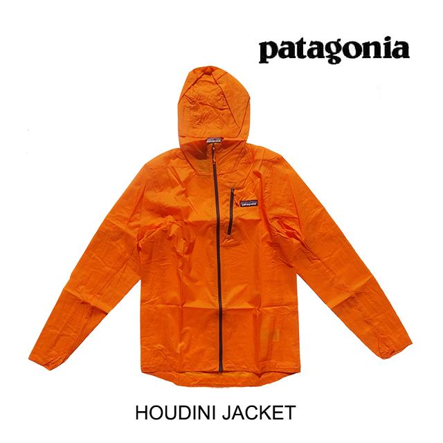 PATAGONIA パタゴニア フーディニ メンズ ジャケット HOUDINI JACKET MAN MANGO 24142