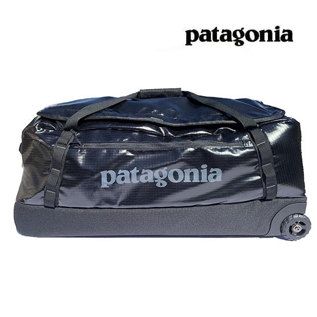 熱販売 PATAGONIA パタゴニア ボストンバッグ ブラックホール ウィールド ダッフル BLACK HOLE WHEELED DUFFEL 100L BLK BLACK 49387, サイハクグン b79e6636