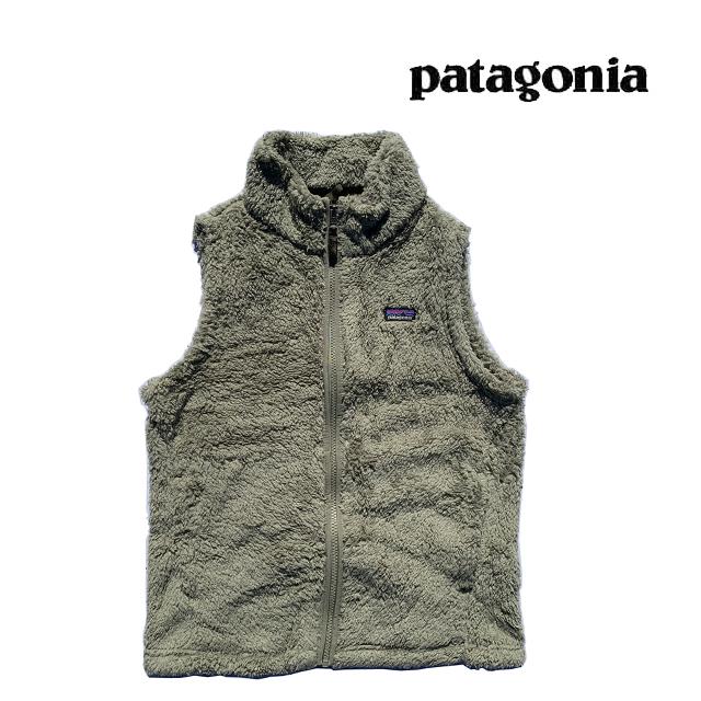 PATAGONIA パタゴニア ガールズ ロス ガトス ベスト GIRLS' LOS GATOS VEST GDNG GARDEN GREEN 65490 子供用 ※サイズ注意