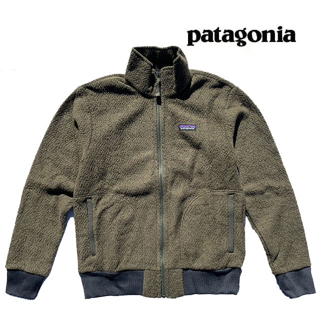 PATAGONIA パタゴニア ウーリエステル フリース ジャケット WOOLYESTER FLEECE JACKET INDG INDUSTRIAL GREEN 26935