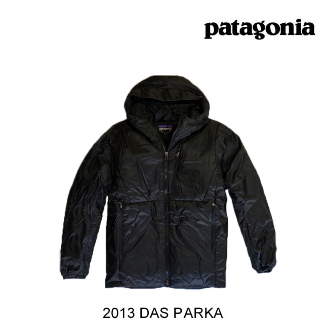 2013 PATAGONIA パタゴニア パーカー DAS PARKA BLK 155