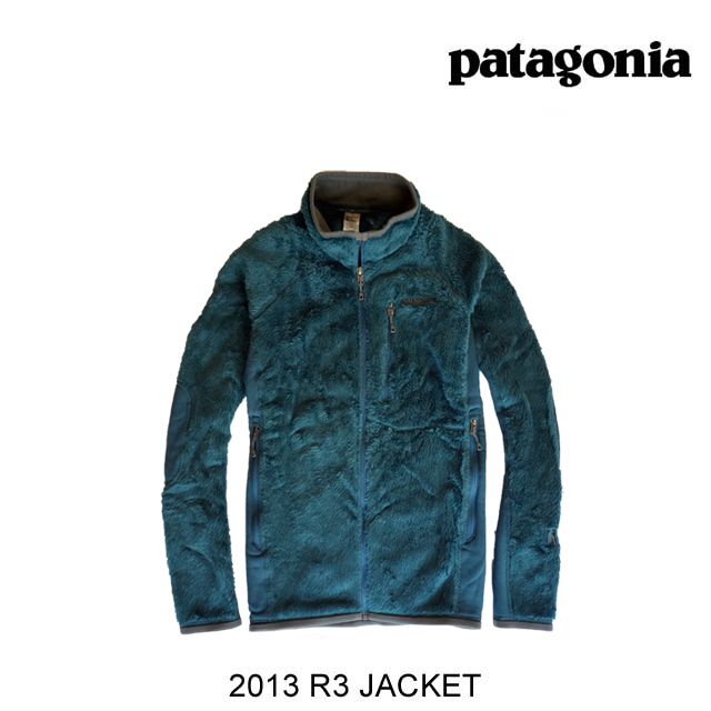 2013 PATAGONIA パタゴニア ジャケット R3 JACKET TDT 510