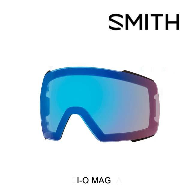 SMITH スミス ゴーグル スペアレンズ GOGGLE I/O MAG LENS CHROMAPOP STORM ROSE FLASH