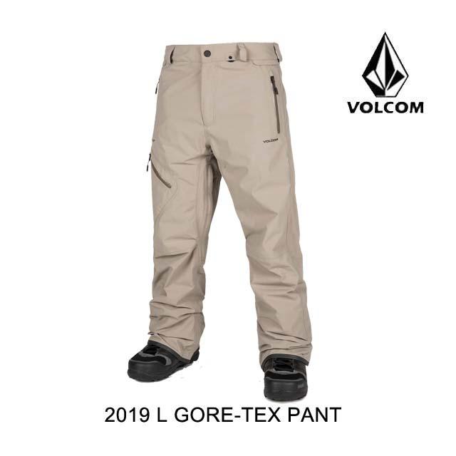 2019 VOLCOM ボルコム PANT パンツ 2019 L GORE-TEX ボルコム PANT SHEPHERD, 琴浦町:eed6cd0a --- sunward.msk.ru