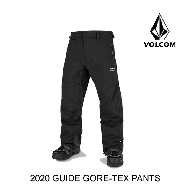 2020 VOLCOM ボルコム パンツ GUIDE GORE-TEX PANT BLACK