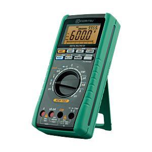 共立電気計器 デジタルマルチメータ 1052【代引不可】