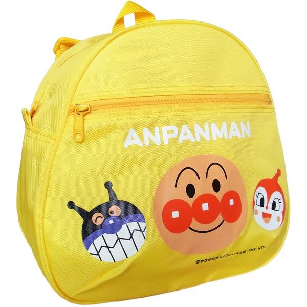 アンパンマンDバッグ リュック【キッズ】【2個セット】【イエロー】
