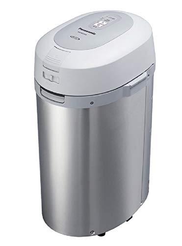 絶品 人気上昇中 在庫あり 16時までの注文で当日出荷可能 パナソニック 家庭用生ごみ処理機 MS-N53XD-S 温風乾燥式 シルバー 6L