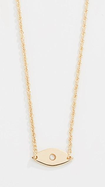 Nazar Diamond Necklace レディース