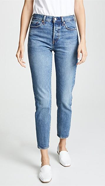 Wedgie Icon Jeans レディース