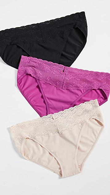 Bliss Perfection 3 Pack Panties レディース
