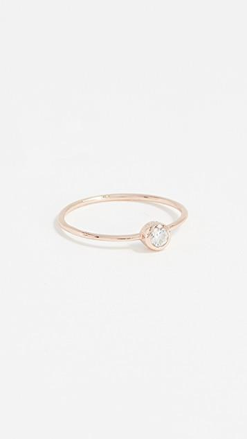 Solitaire Ring レディース