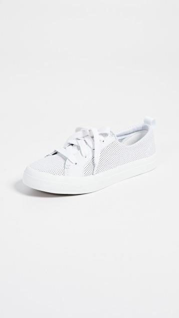 Crest Vibe Perforated Sneakers レディース