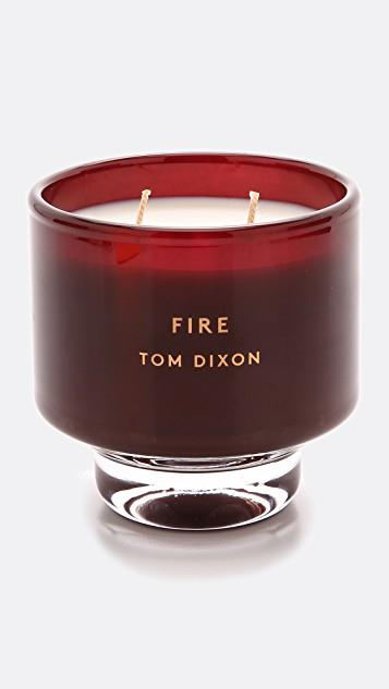 Medium Fire Scented Candle レディース