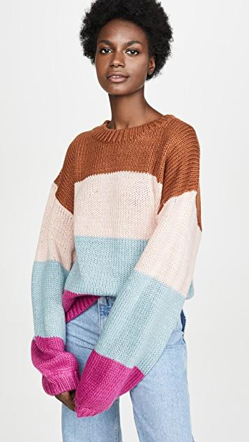 Cozy Up With Me Sweater レディース