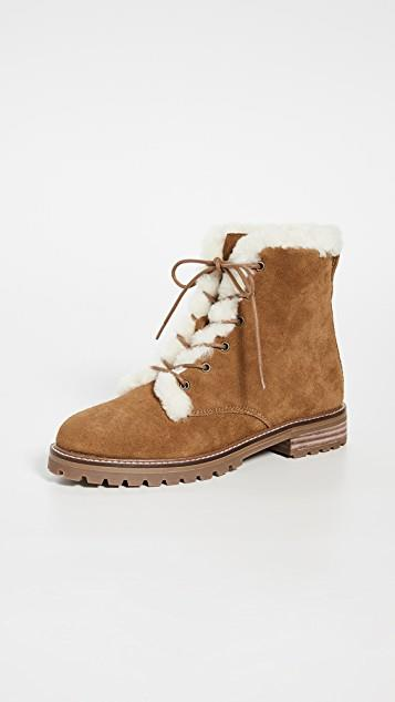 Levi Lace Up Boots レディース