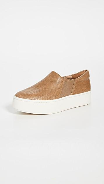 Warren Slip On Sneakers レディース