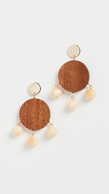 The Belle Earrings レディース