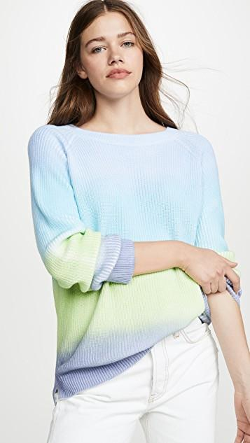 Ombre Shaker Sweater レディース:active-store