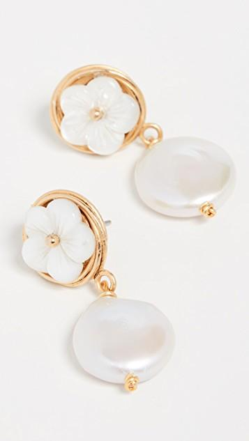 Buttercup Earrings レディース
