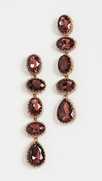 ディーパグルナニ Deepa by Deepa Gurnani Tyra Earrings レディース