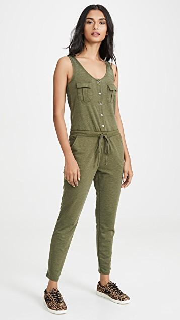 The Utility Jumpsuit レディース