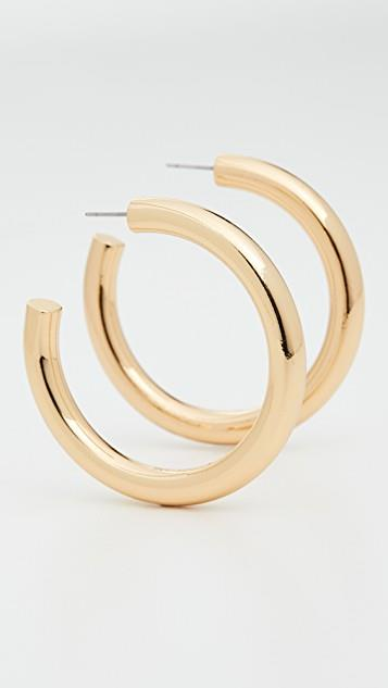 Daliah Hoop Earrings レディース