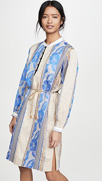 Saint Barth Jacquard Tunic Dress レディース