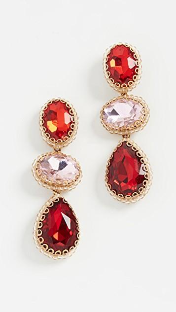 ディーパグルナニ Deepa by Deepa Gurnani Hadlee Earrings レディース
