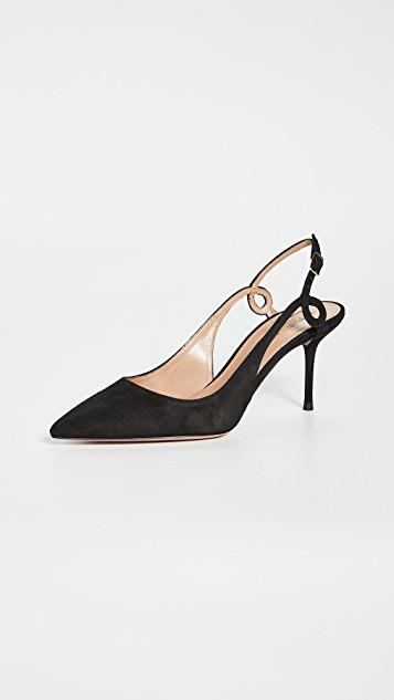 Serpentine Slingbacks 75mm レディース