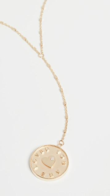Cady Lariat Necklace レディース