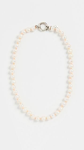 Lilly Pearl Necklace レディース