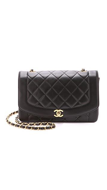What Goes Around Comes Around レディース アクセサリー (鞄 バッグ) 鞄 バッグ ワットゴーズアラウンドカムズアラウンド Chanel Classic Flap Bag (Previously Owned) レディース