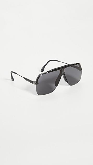 カレラ Sporty Shield Sunglasses レディース