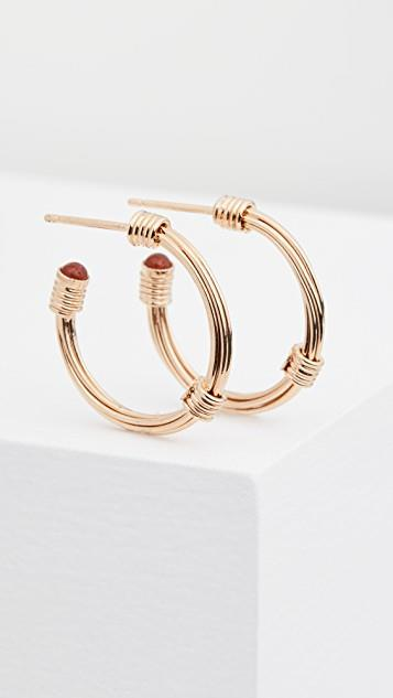 Ariane Mini Earrings レディース
