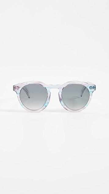 Leonard II Gradient Sunglasses レディース