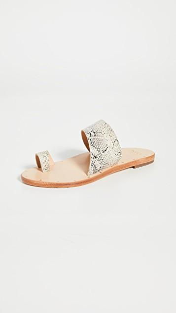 Finch Toe Ring Slides レディース
