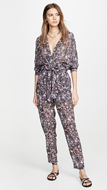 Poincia Jumpsuit レディース