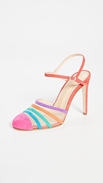 Busy D'Osay Multicolor Pumps レディース
