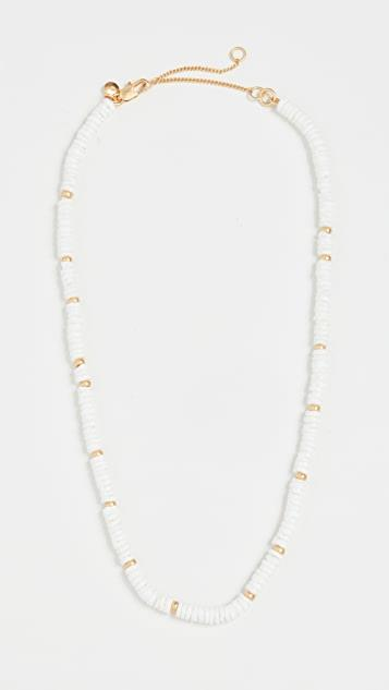 Pacific Puka Necklace レディース