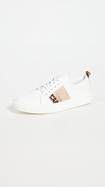 Bristol Lace-Up Sneakers レディース